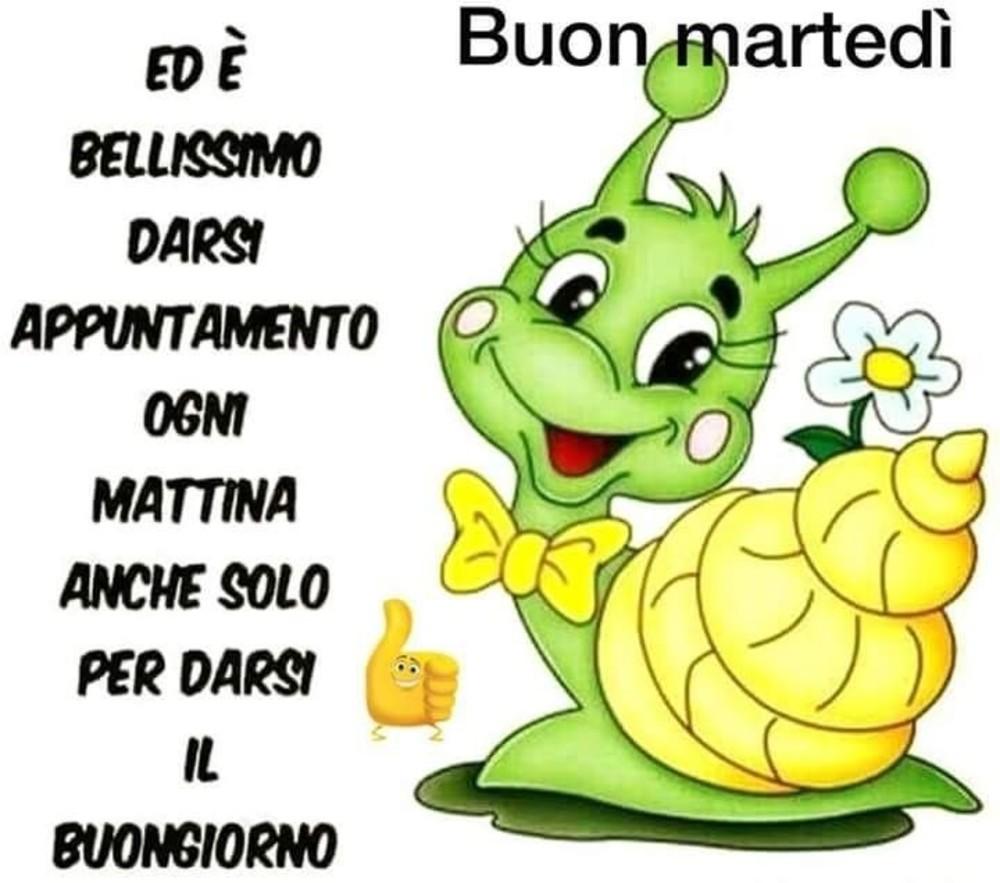 Buon Martedì Amici 1543 Immaginiwhatsapp It
