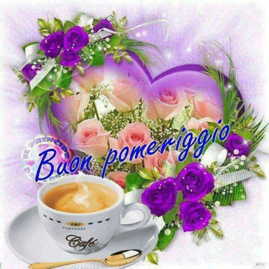 Buon Pomeriggio Pinterest Immaginiwhatsapp It