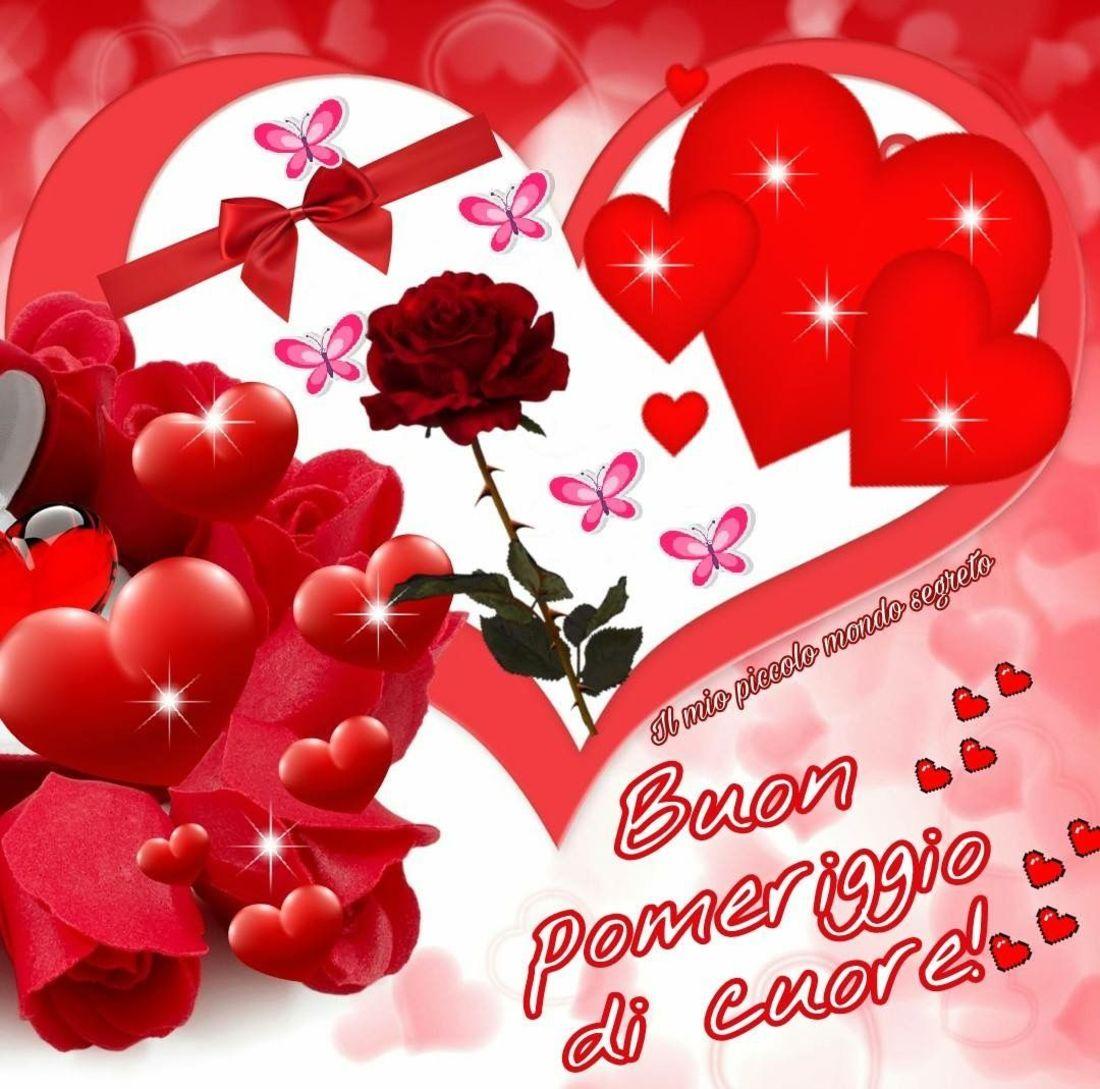 Top Buon Pomeriggio amore - ImmaginiWhatsapp.it BP64