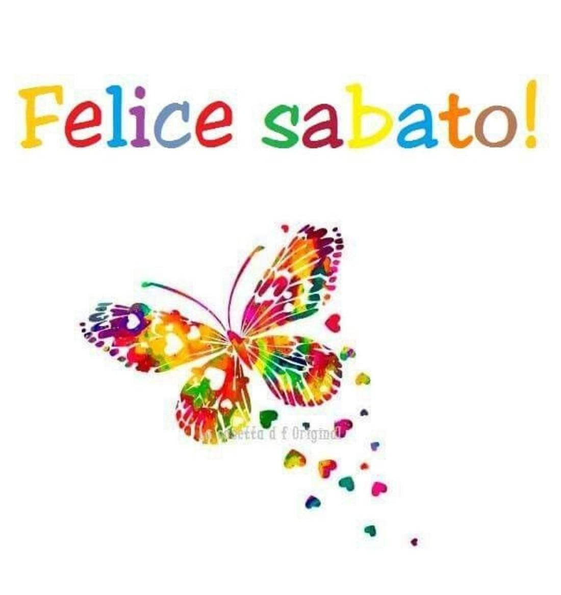 Buon Sabato Farfalla Immaginiwhatsapp It