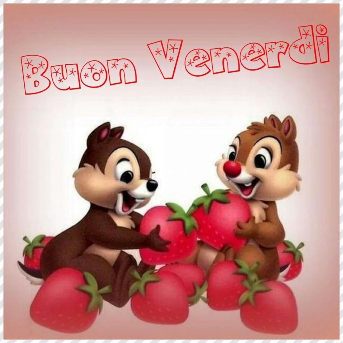 Buon Venerdì Amore Immaginiwhatsapp It