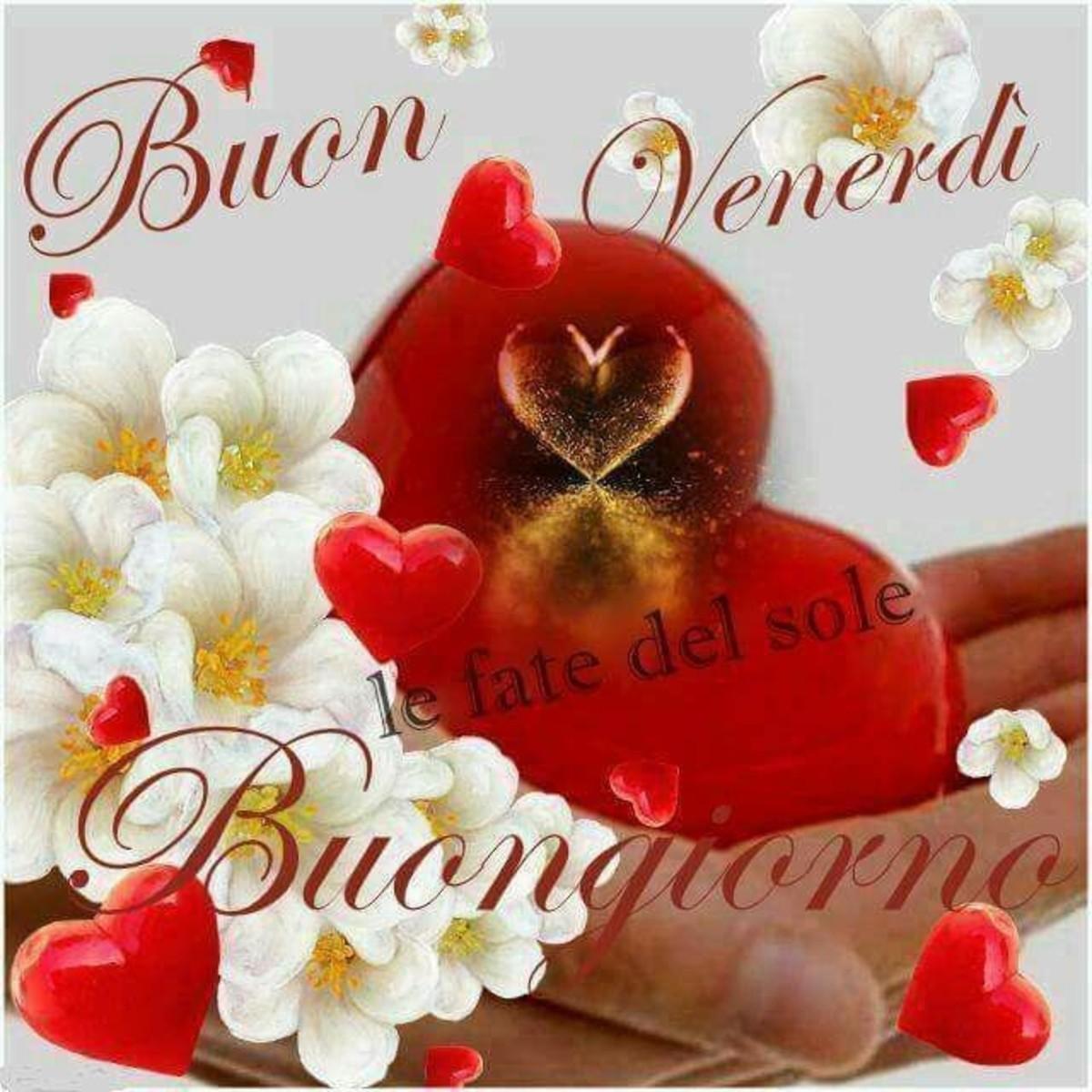 Buon Venerdì Amore Immaginiwhatsappit