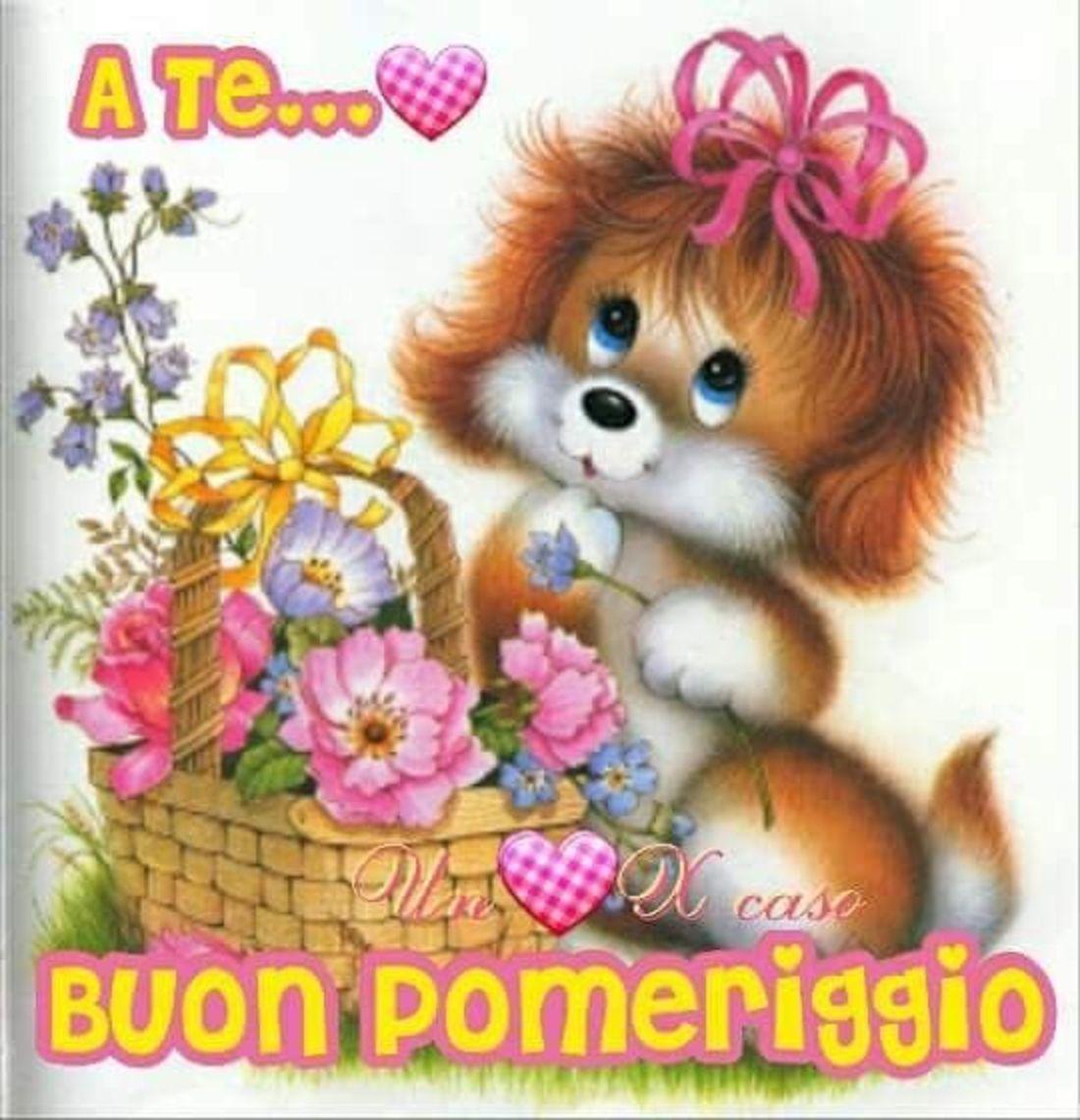Buon Pomeriggio A Tutti Immaginiwhatsapp It