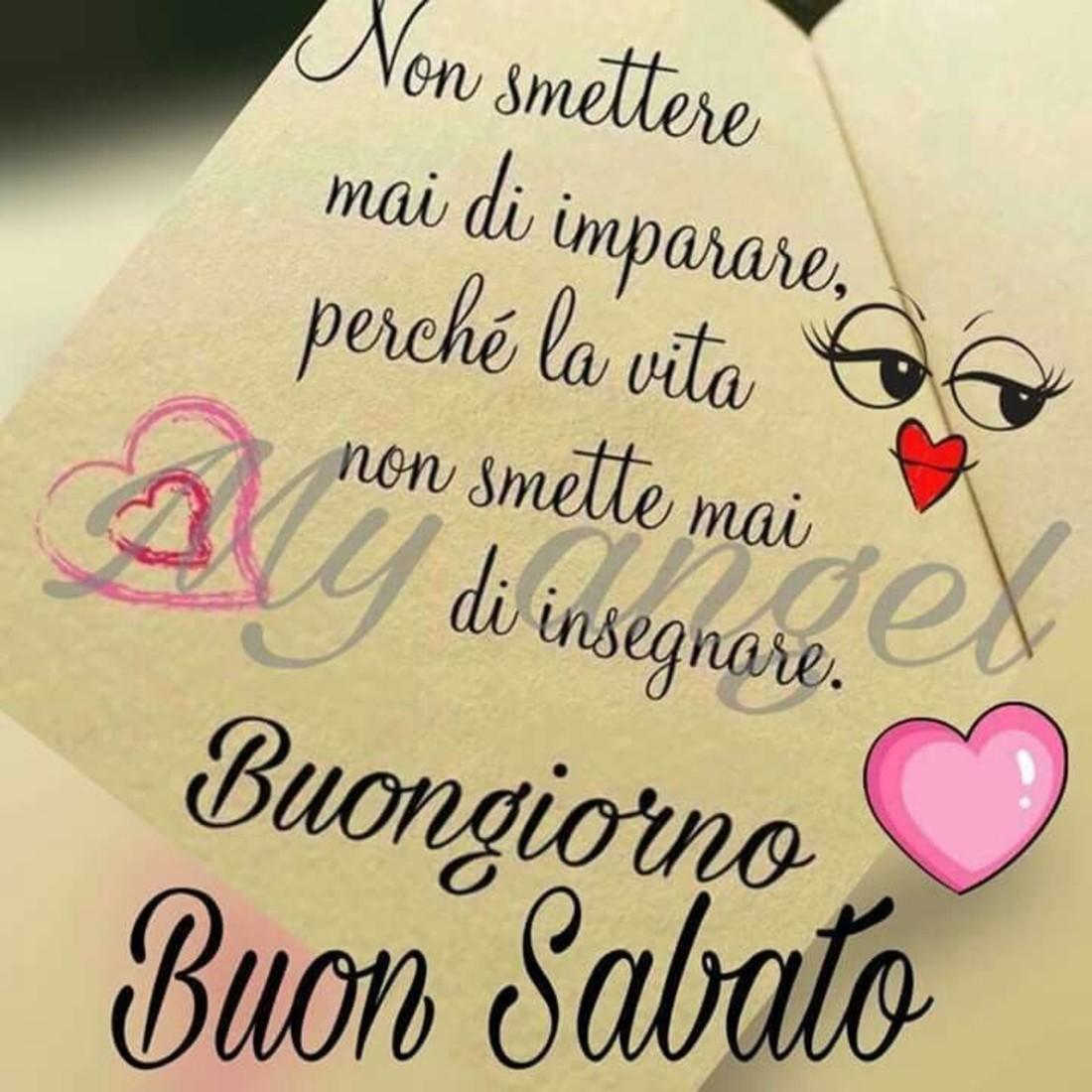 Buon Sabato A Tutti Voi Immaginiwhatsapp It