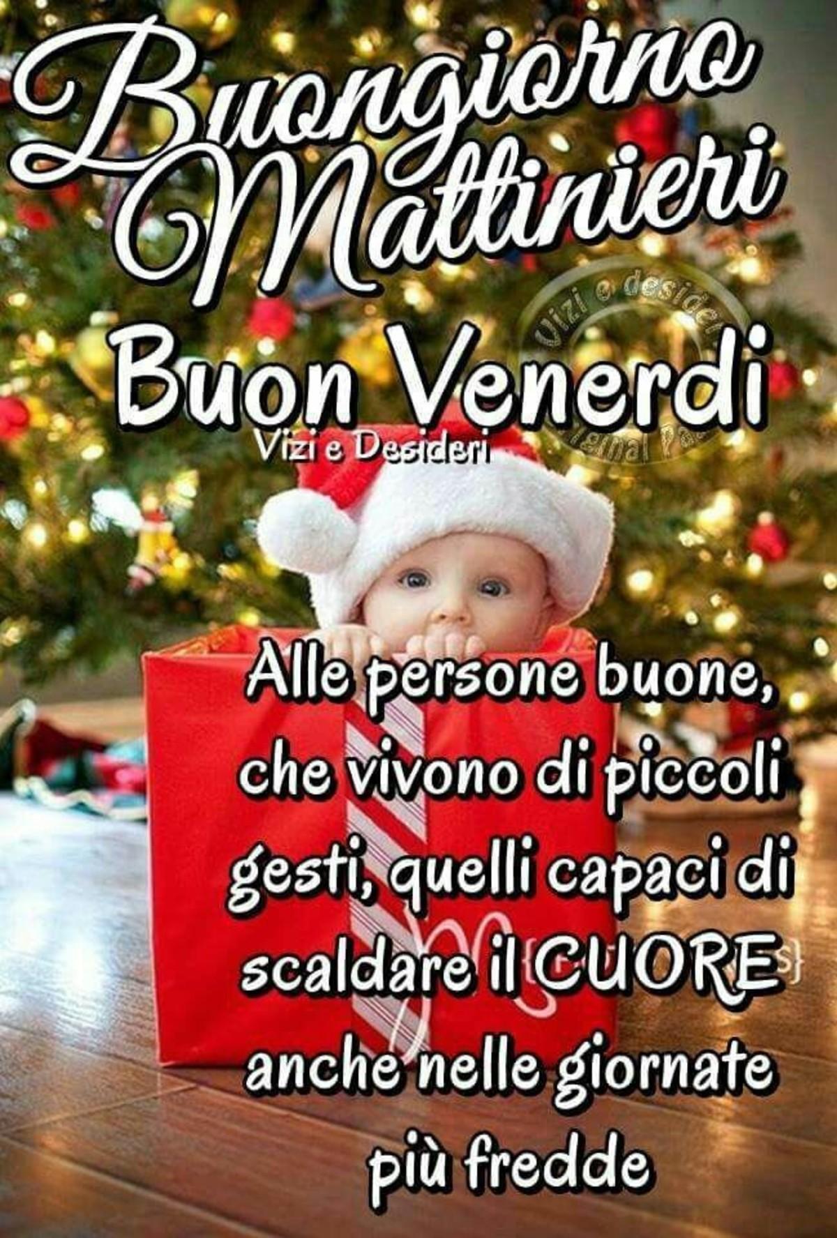 Buon Venerdì Buongiorno Natalizio 3 Archives