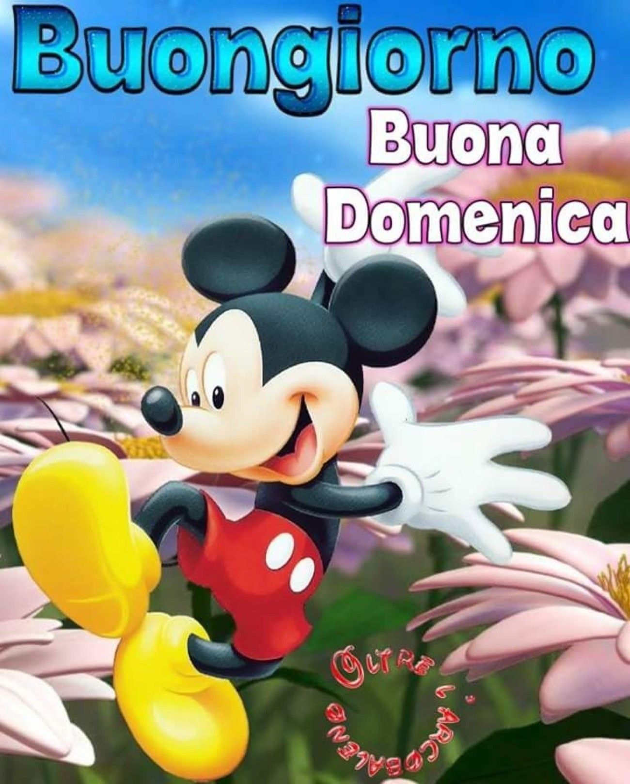 Buona Domenica Disney