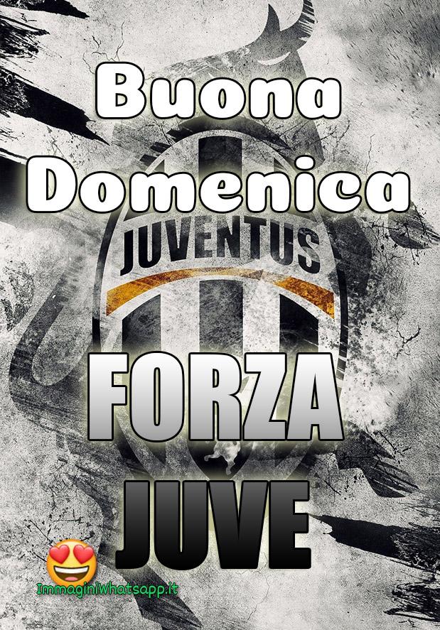 Buona Domenica e Forza Juventus
