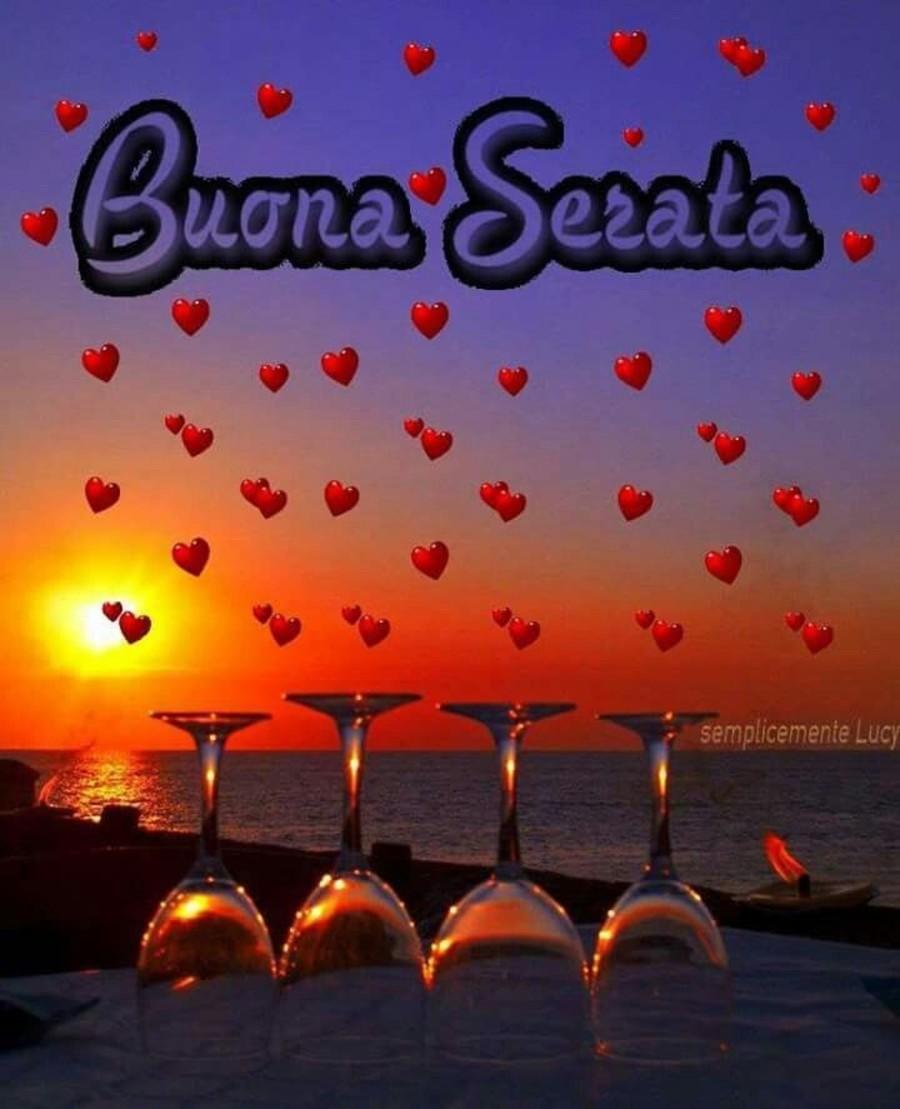 Buona Serata Amore Immaginiwhatsappit
