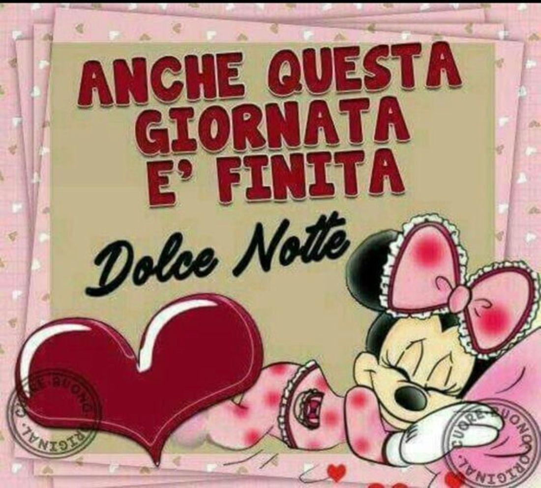 Buonanotte Disney 6