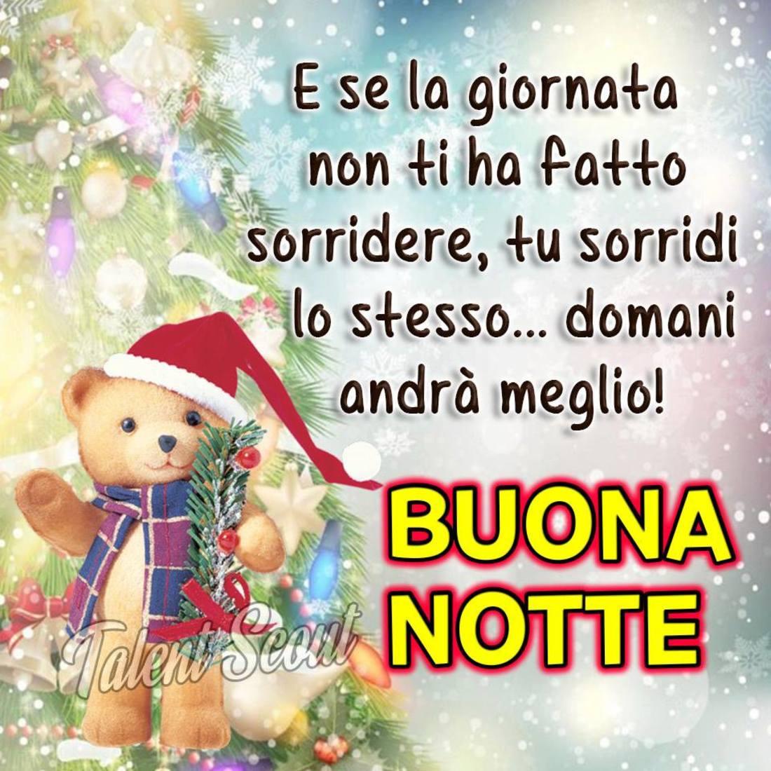 Buonanotte natalizio 3