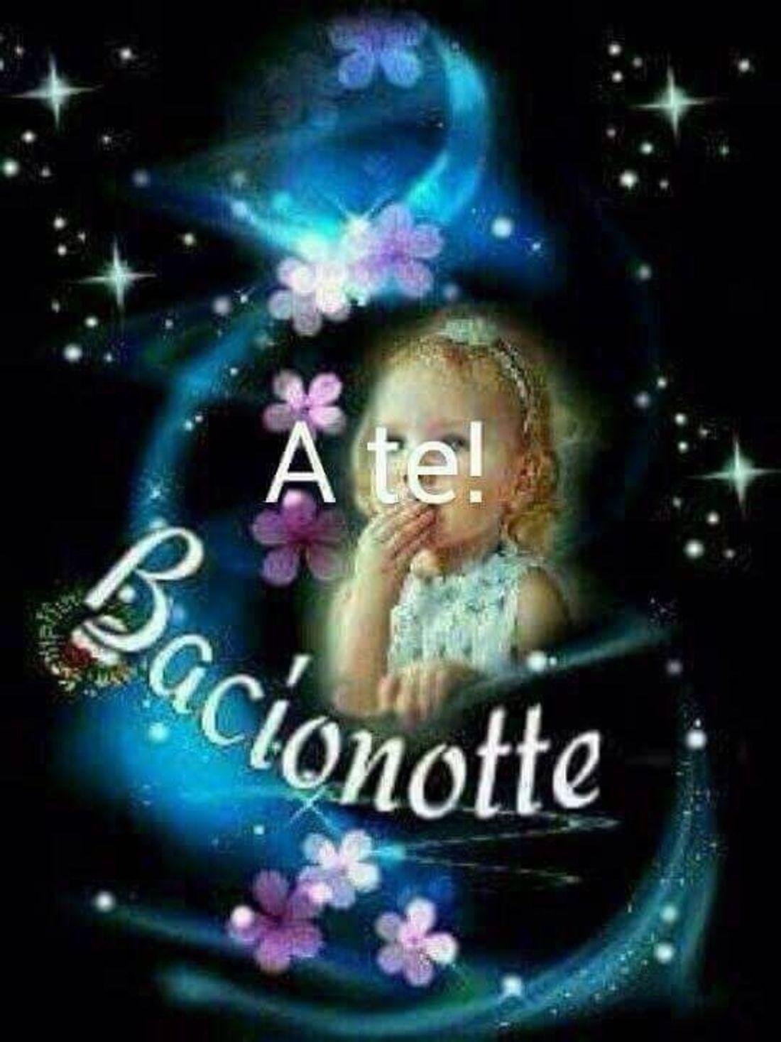 Buonanotte Per Facebook 3503 Immaginiwhatsapp It