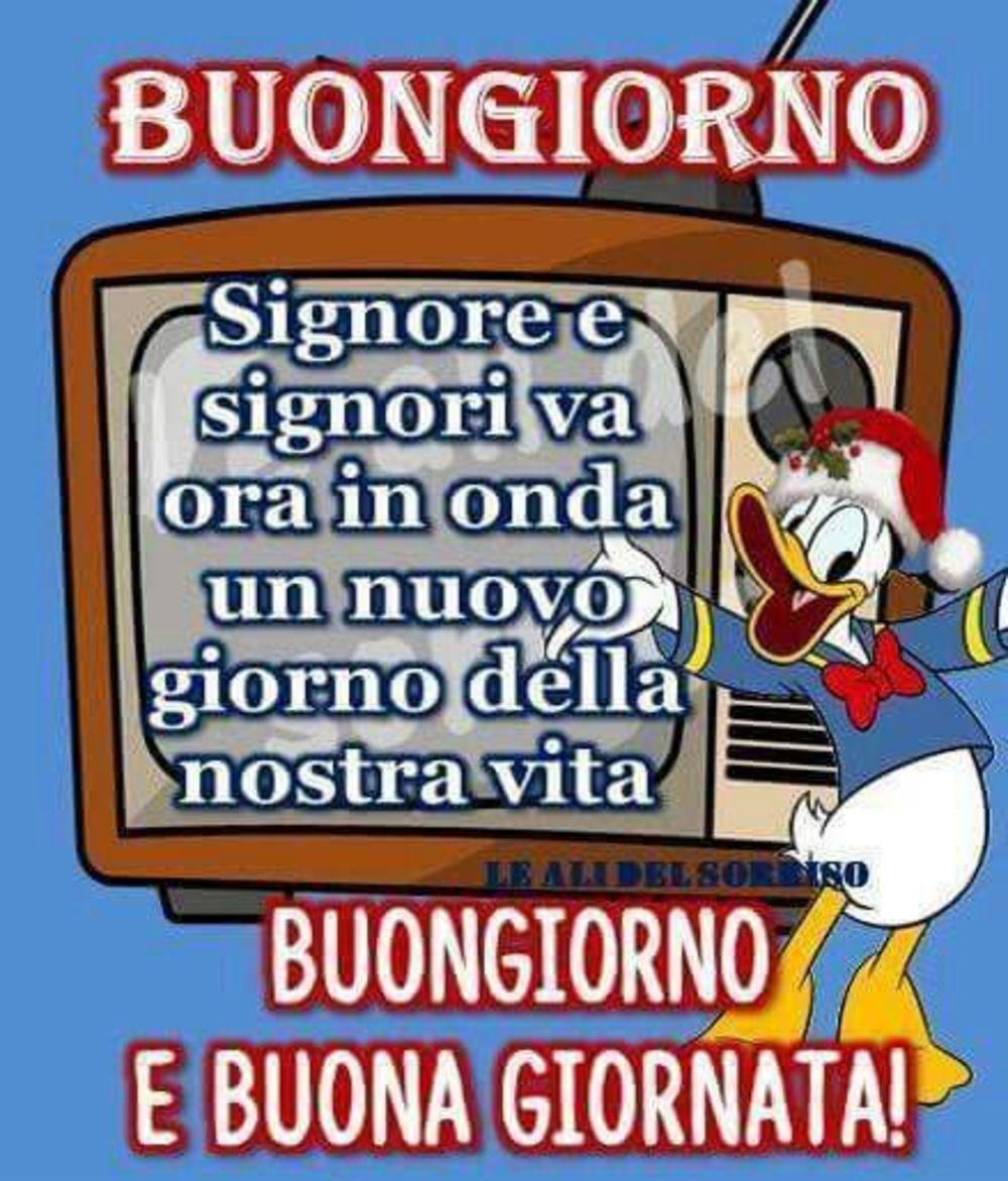 Buongiorno paperino - ImmaginiWhatsapp.it