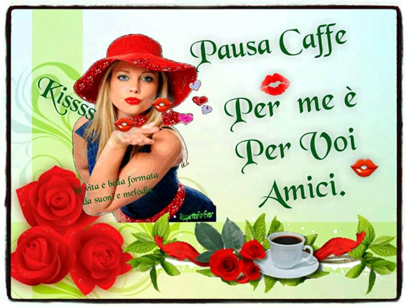 Caffè per tutti gli amici immagini