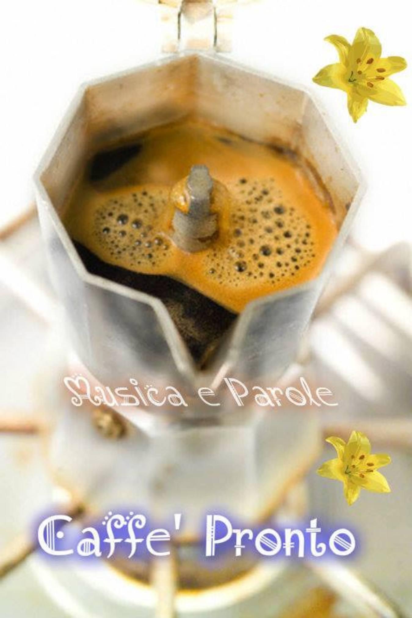 Caffè pronto immagini belle