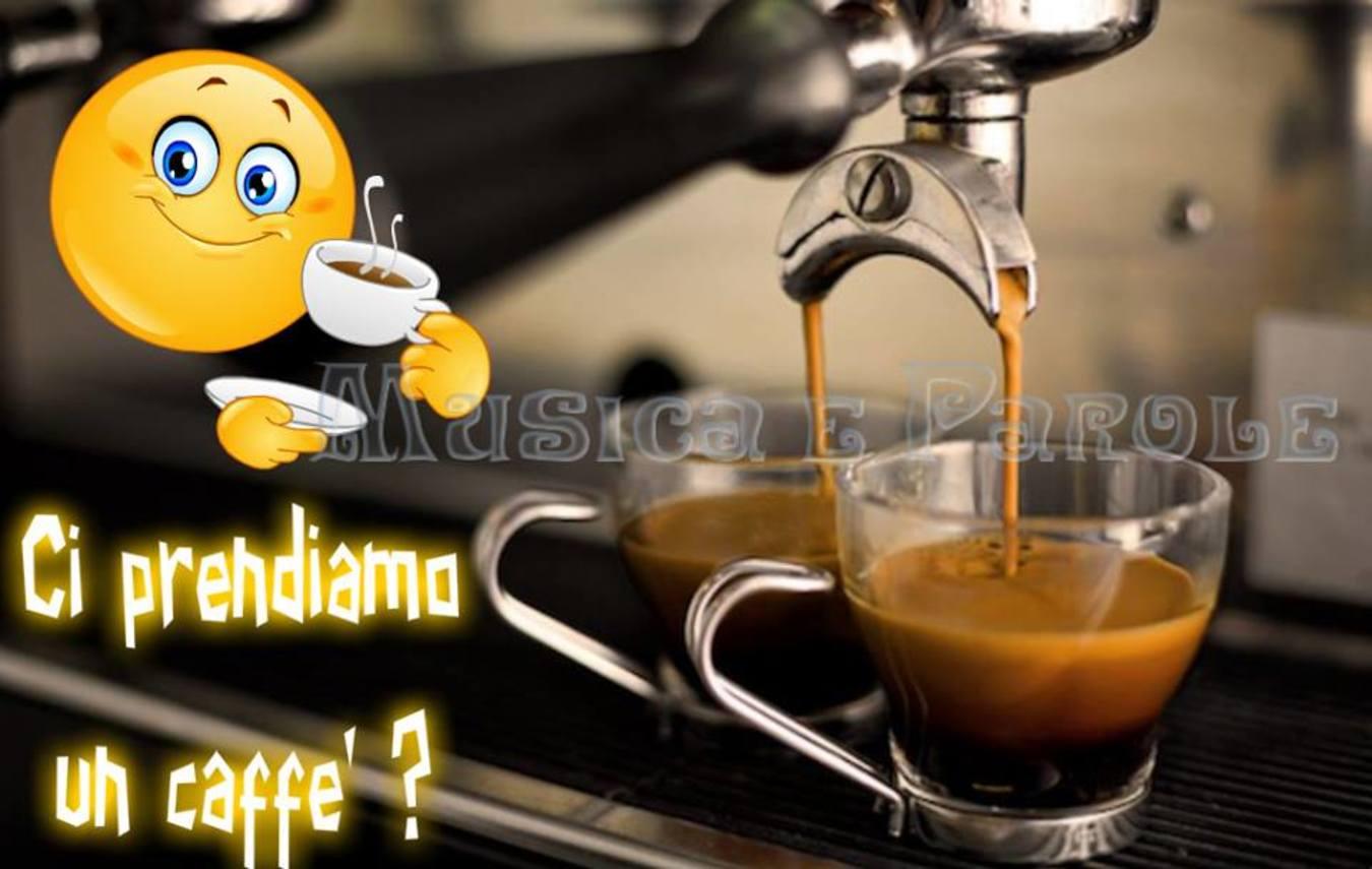 Ci prendiamo un caffè immagini