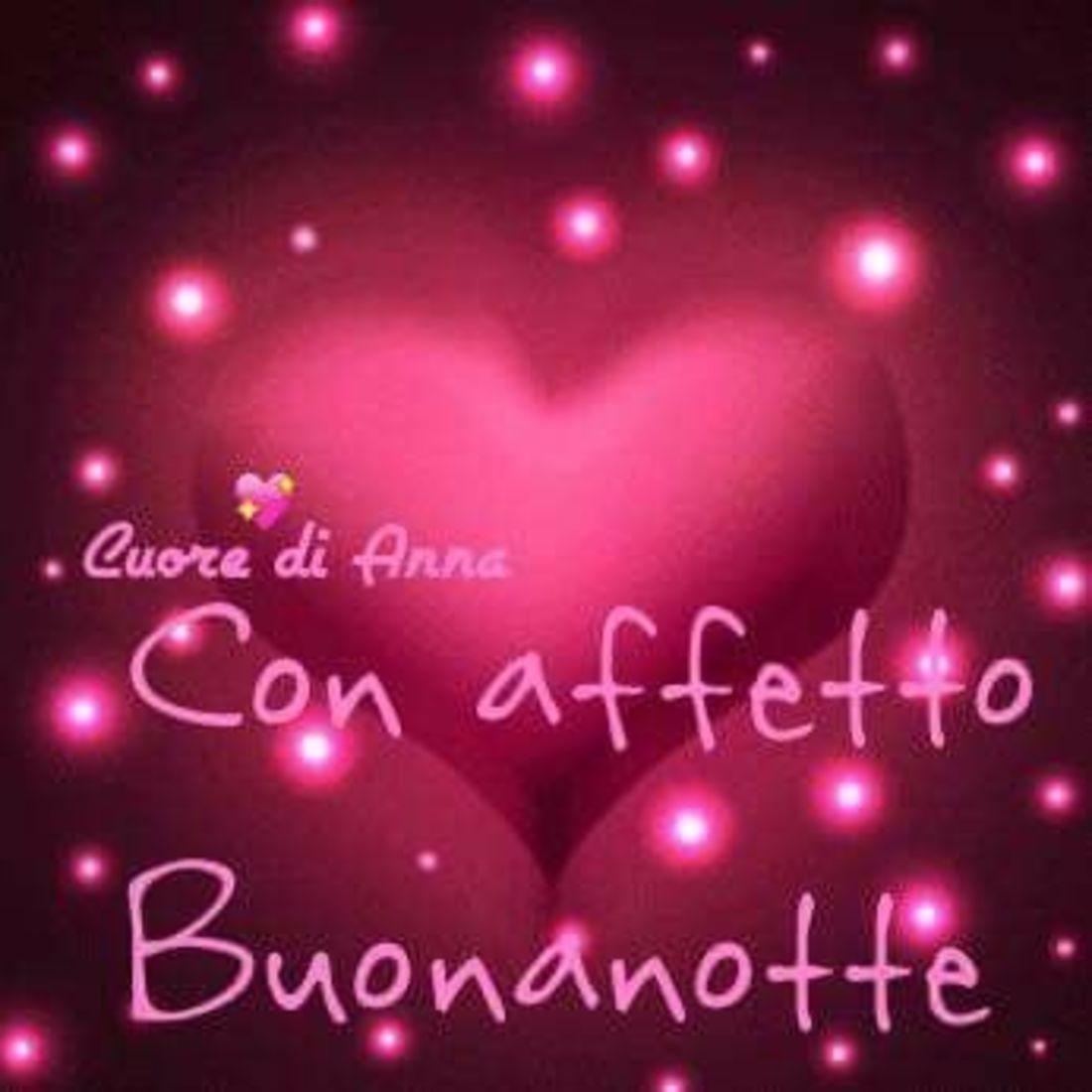 Con Affetto Buonanotte 2 Immaginiwhatsapp It