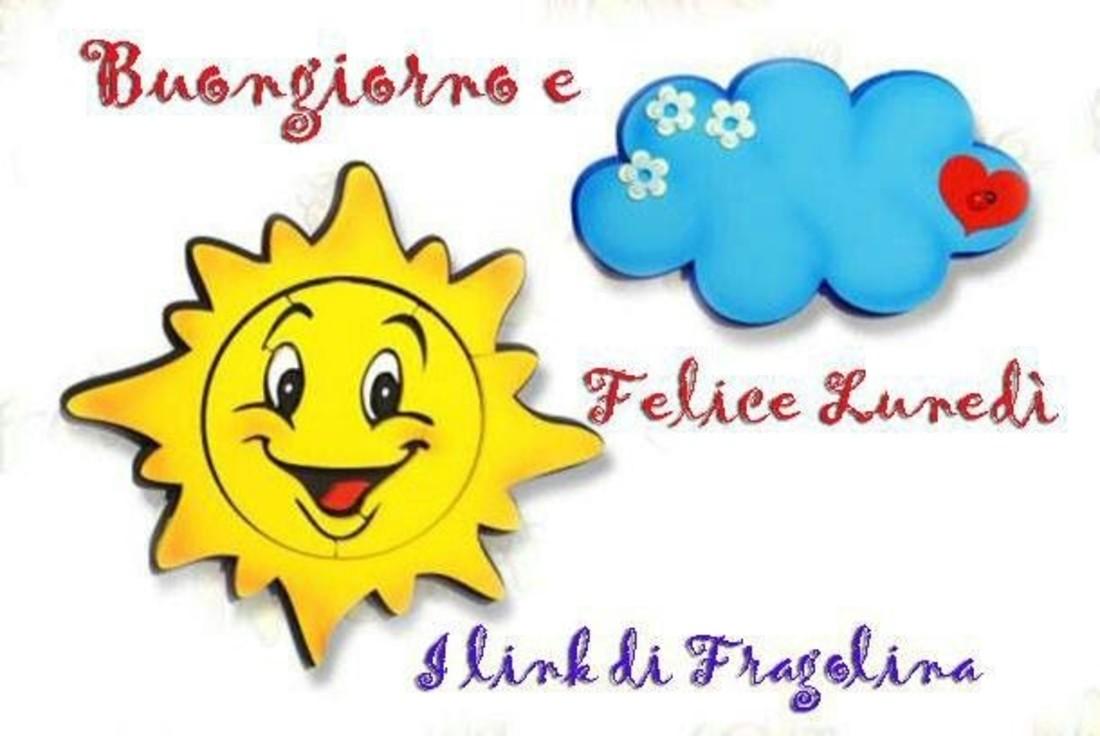 Con Il Sole O Con La Pioggia Buon Lunedì Immaginiwhatsappit