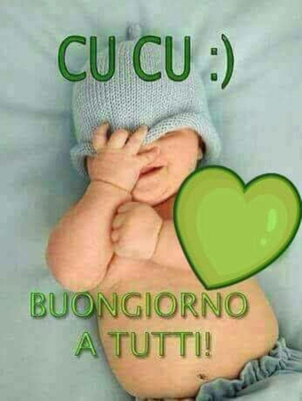 Cucù Buongiorno A Tutti Immaginiwhatsapp It