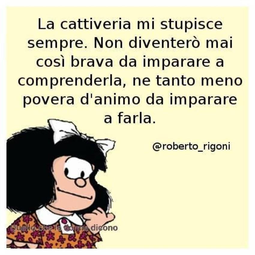 Frasi Mafalda Sulla Cattiveria Immaginiwhatsapp It