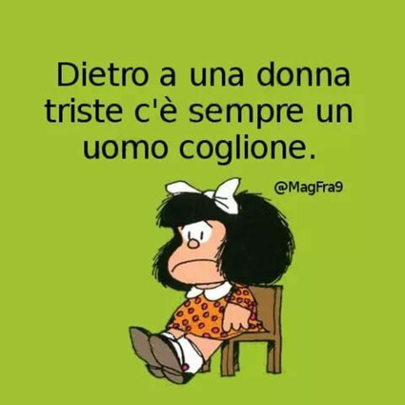 Frasi Mafalda
