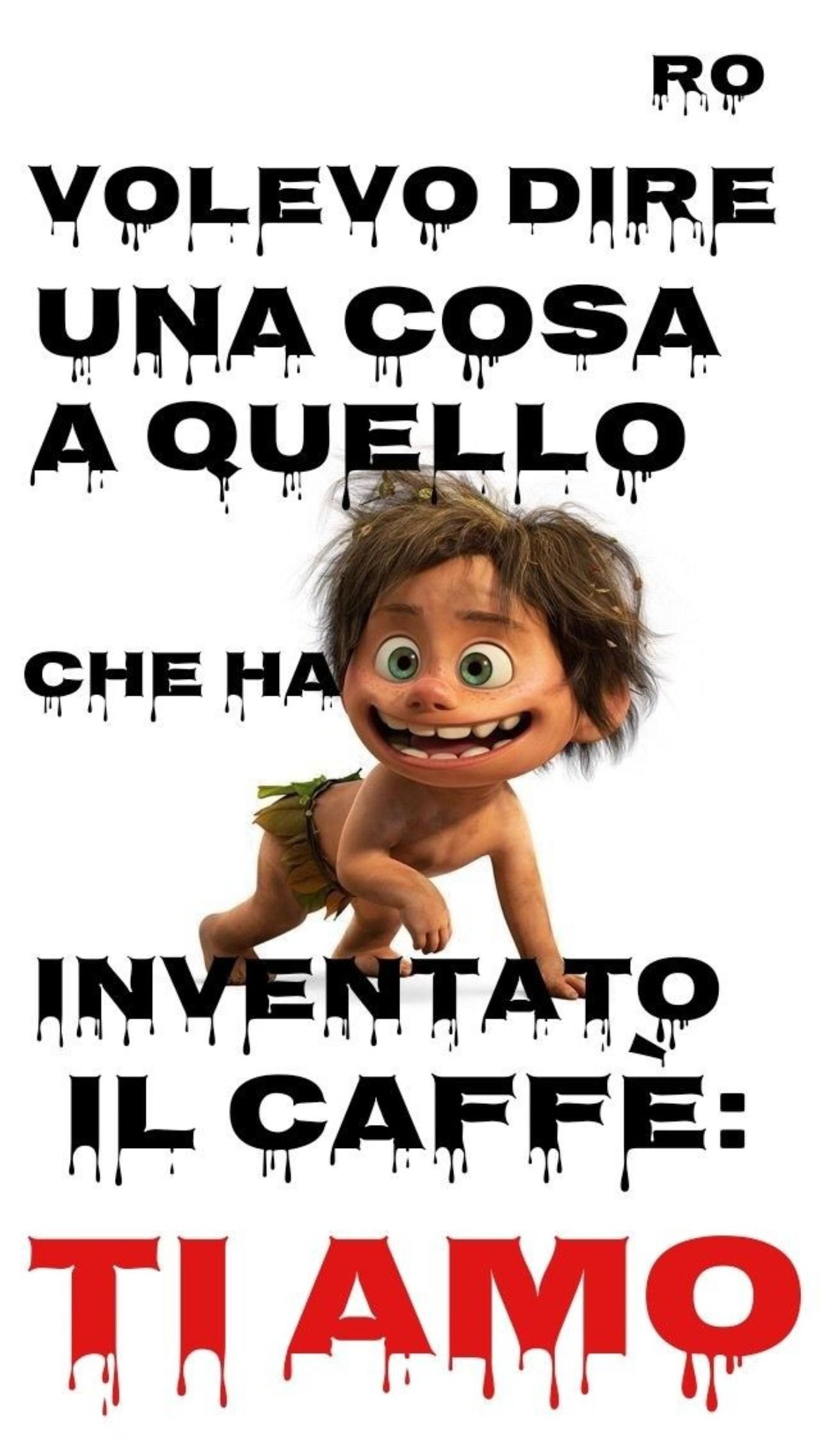 Frasi bellissime caffè