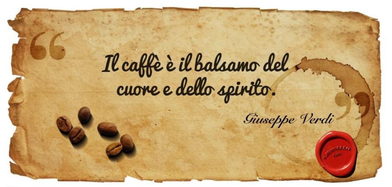 Frasi sul caffè belle immagini