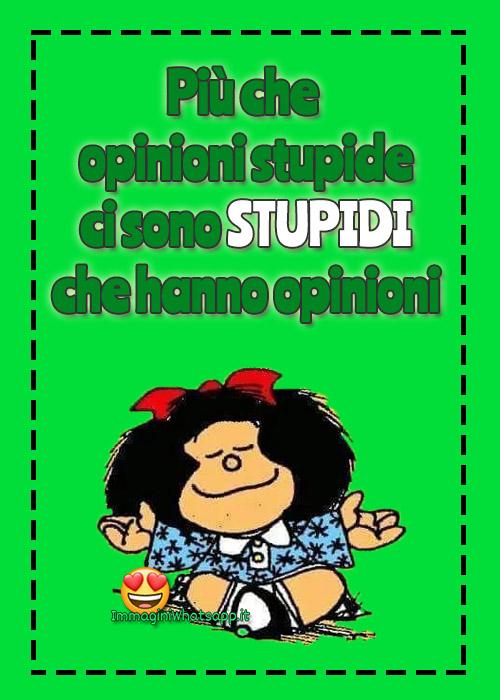Frecciatine Vignette Di Mafalda Immagini Nuove