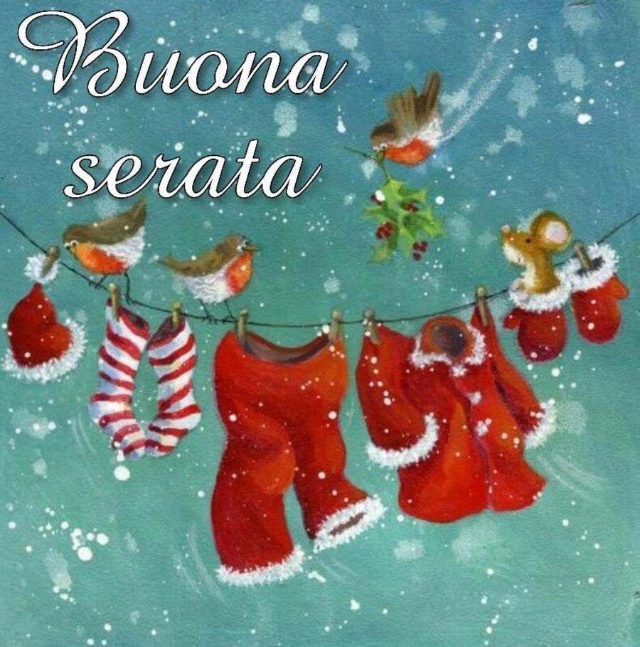 Immagini Buonasera Natale