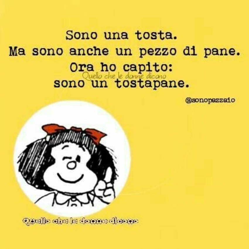 Immagini Mafalda Pinterest 3293