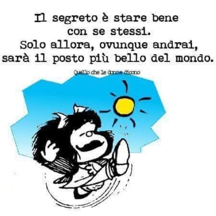 Immagini con citazioni di Mafalda 4761