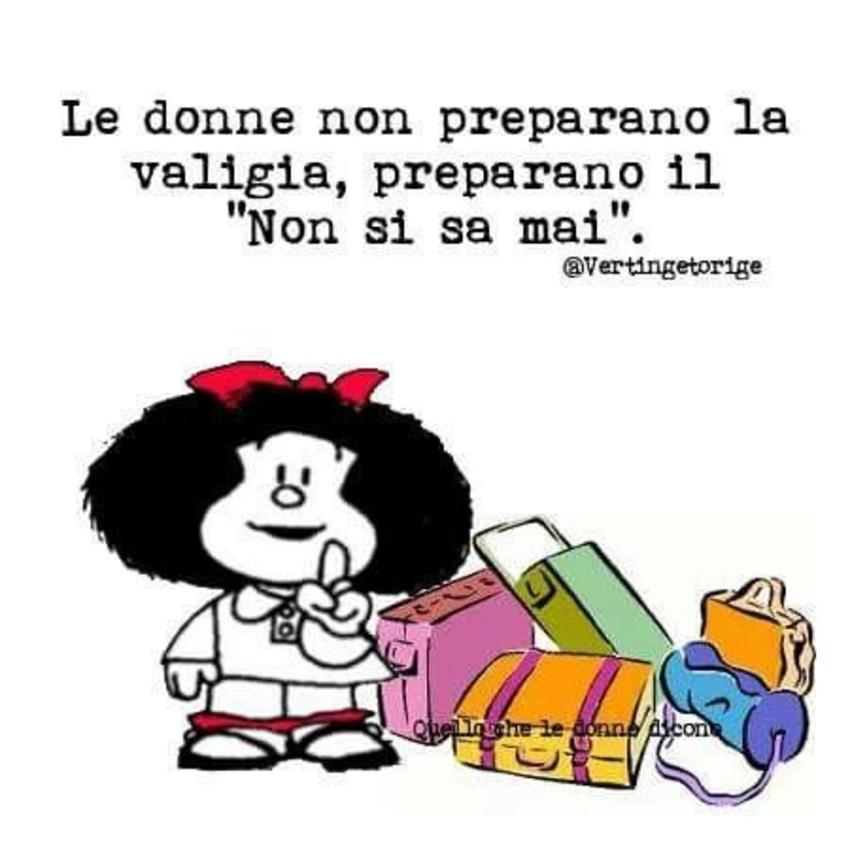 Perle di saggezza Mafalda 3687