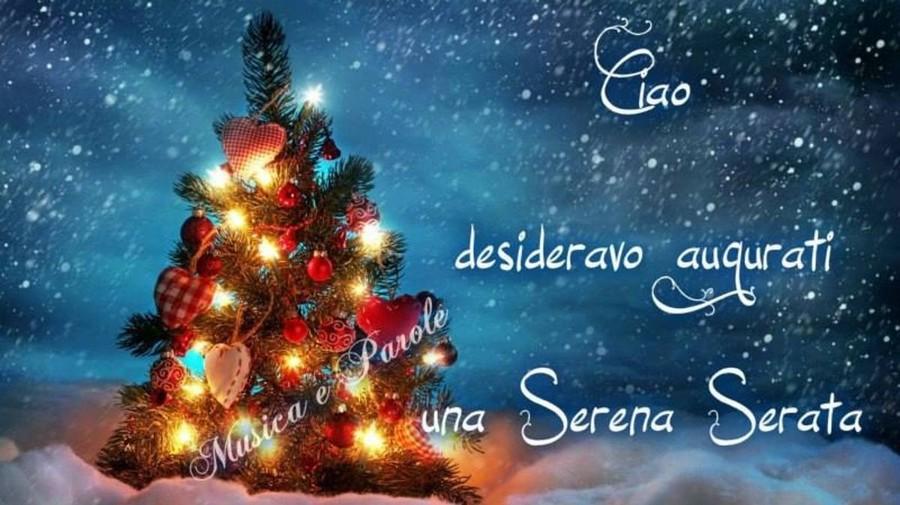 Serena Serata natalizia