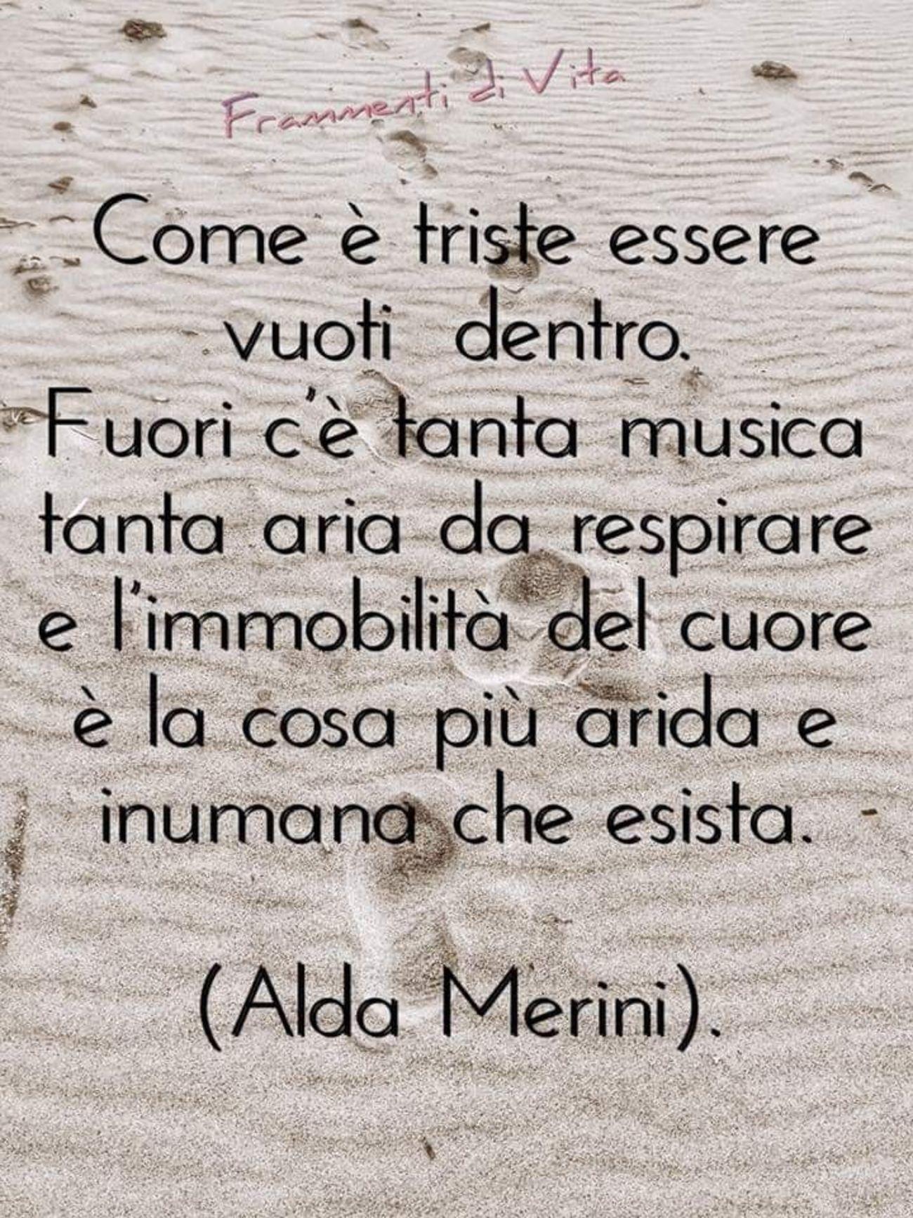 Verità Alda Merini