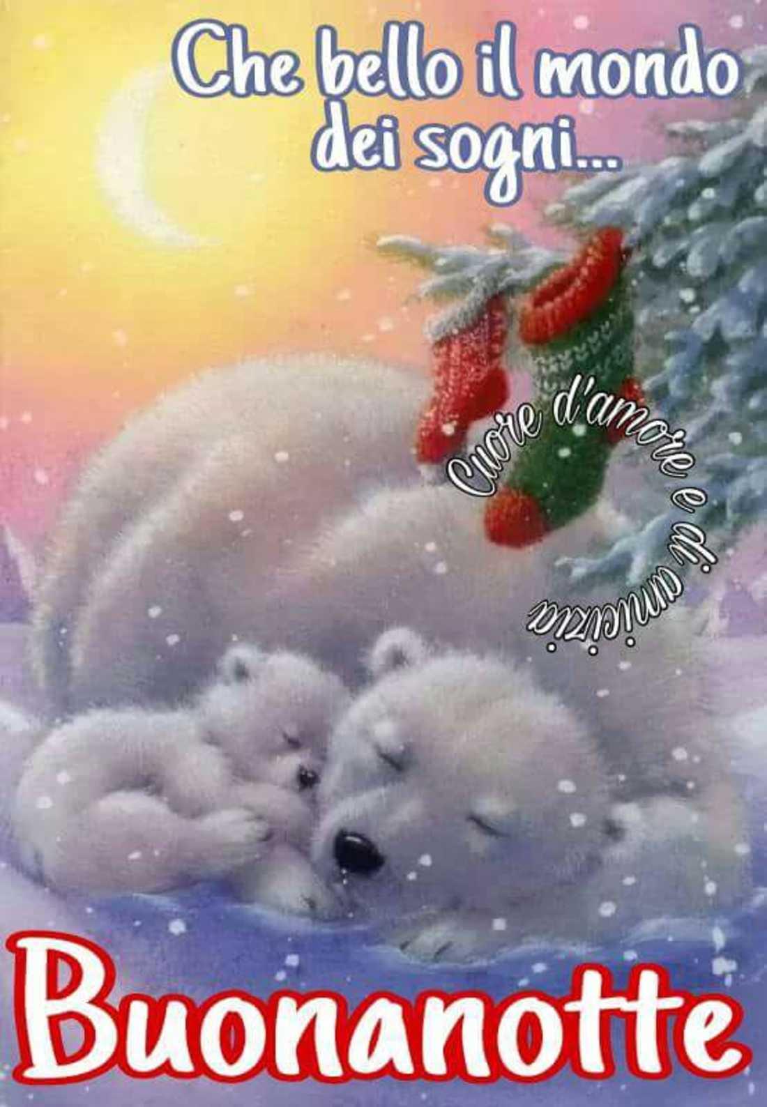 Buonanotte Natalizie Immagini 2 Immaginiwhatsapp It