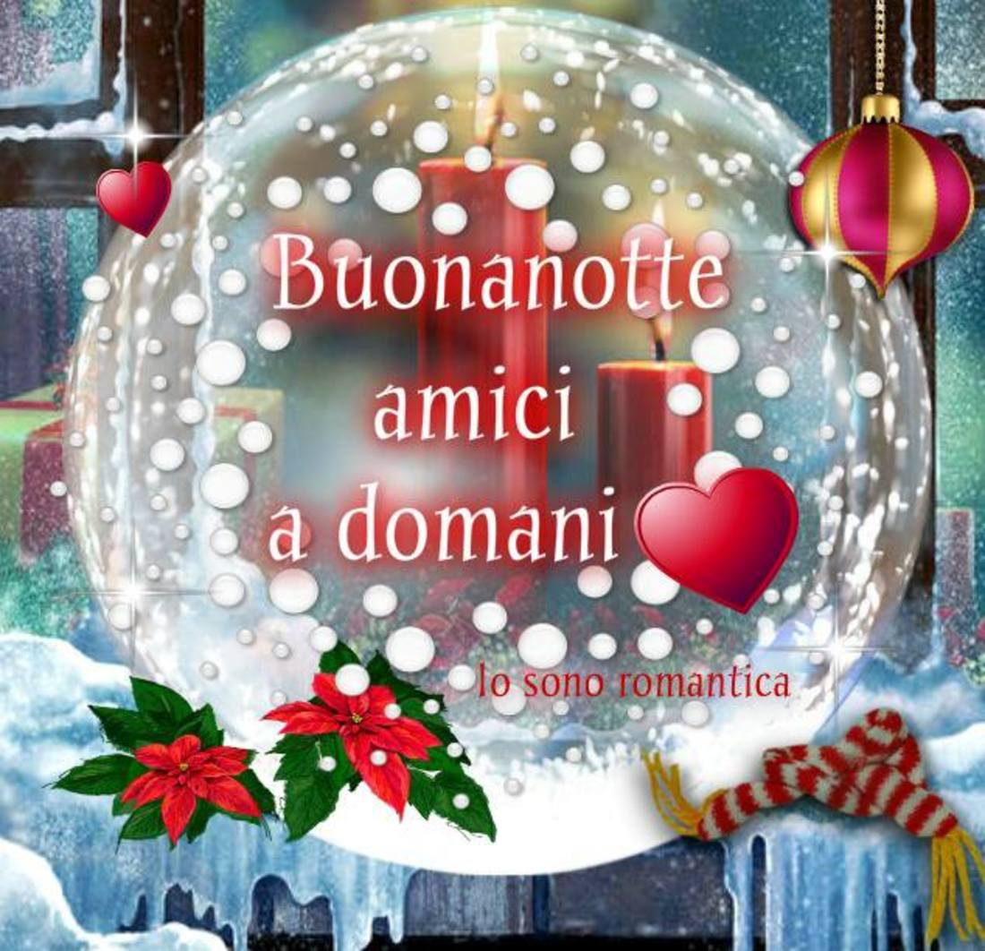 buonanotte natalizie immagini 4