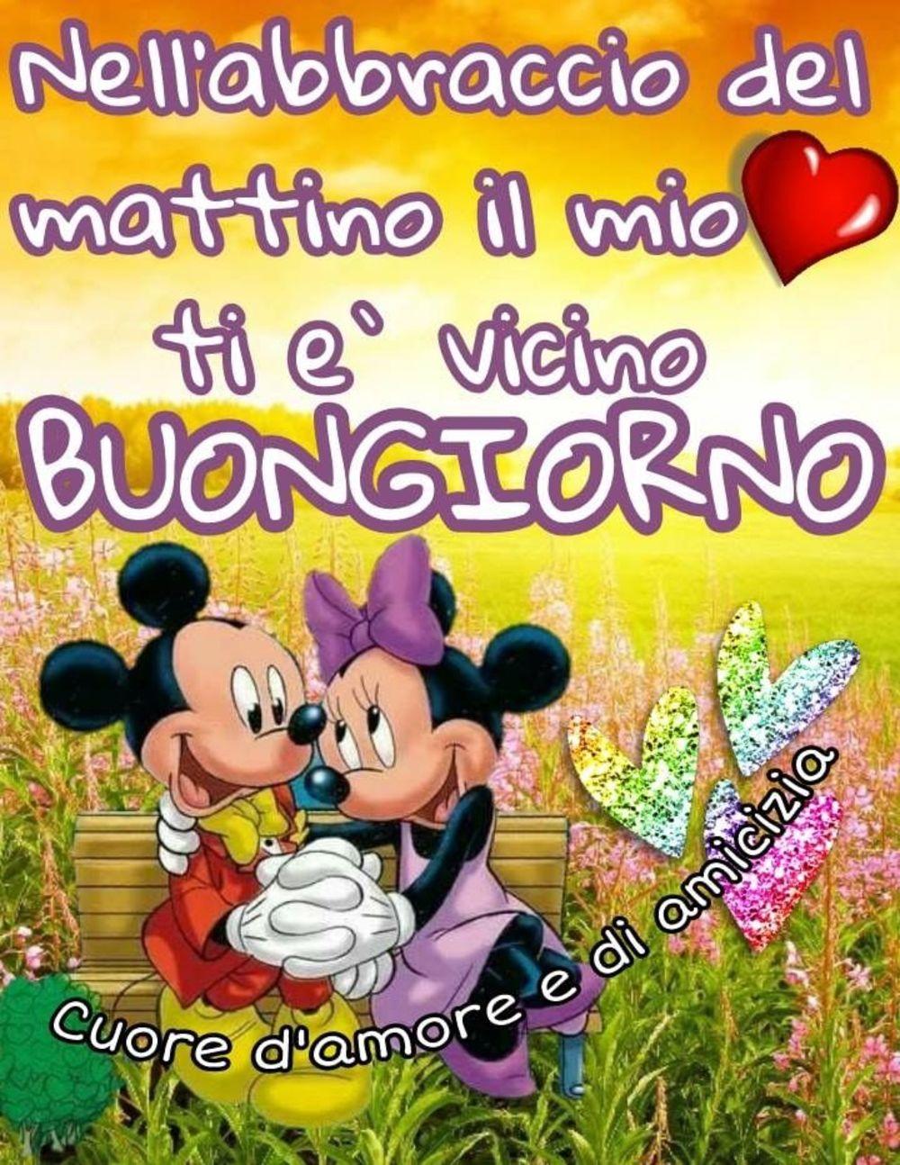 Buongiorno Disney