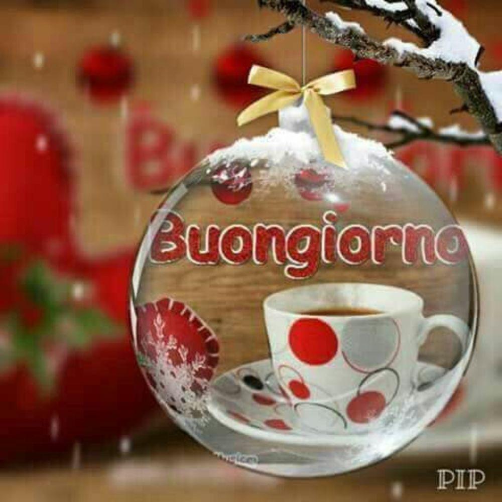 Buongiorno natalizio foto gratis 5