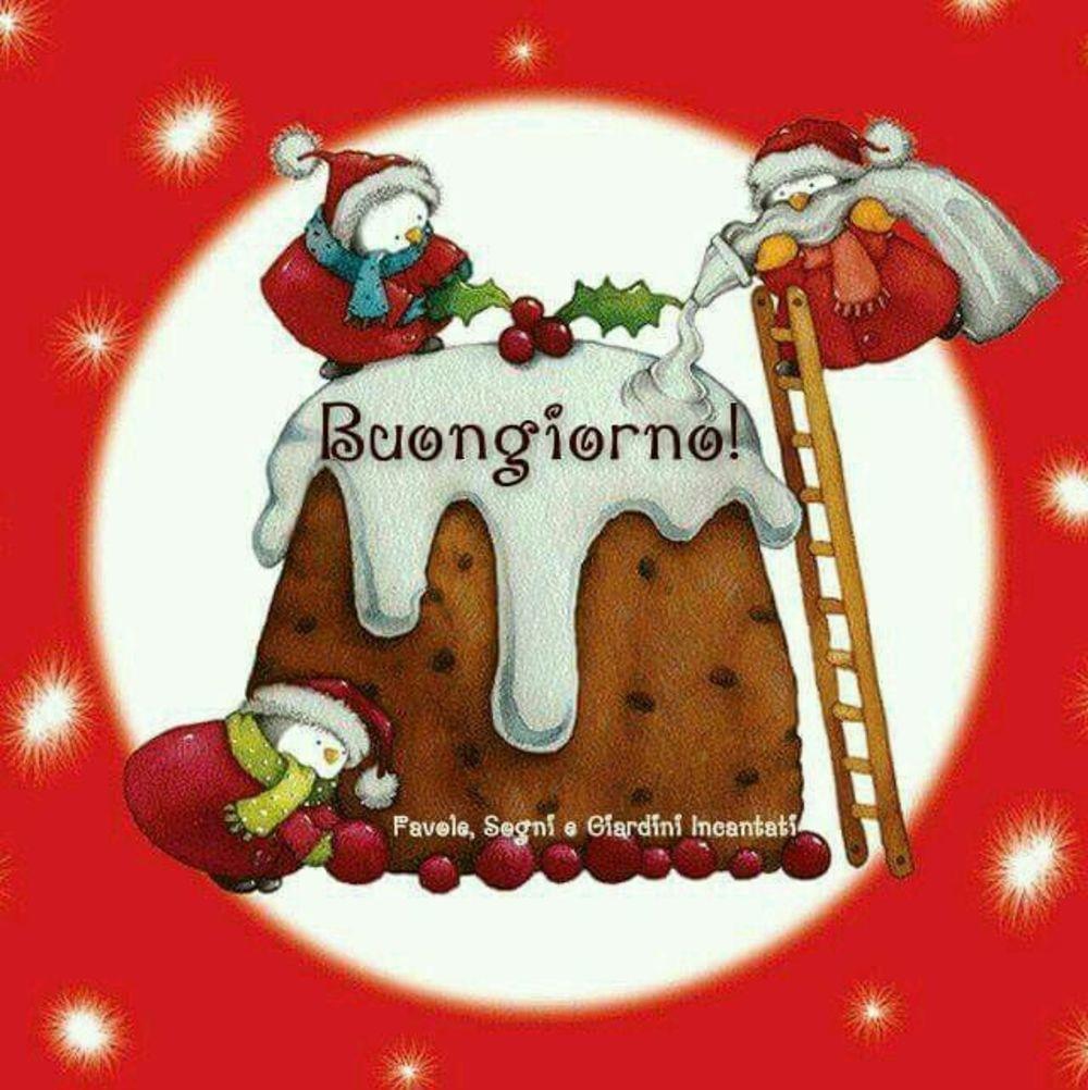 Buongiorno natalizio foto gratis 7