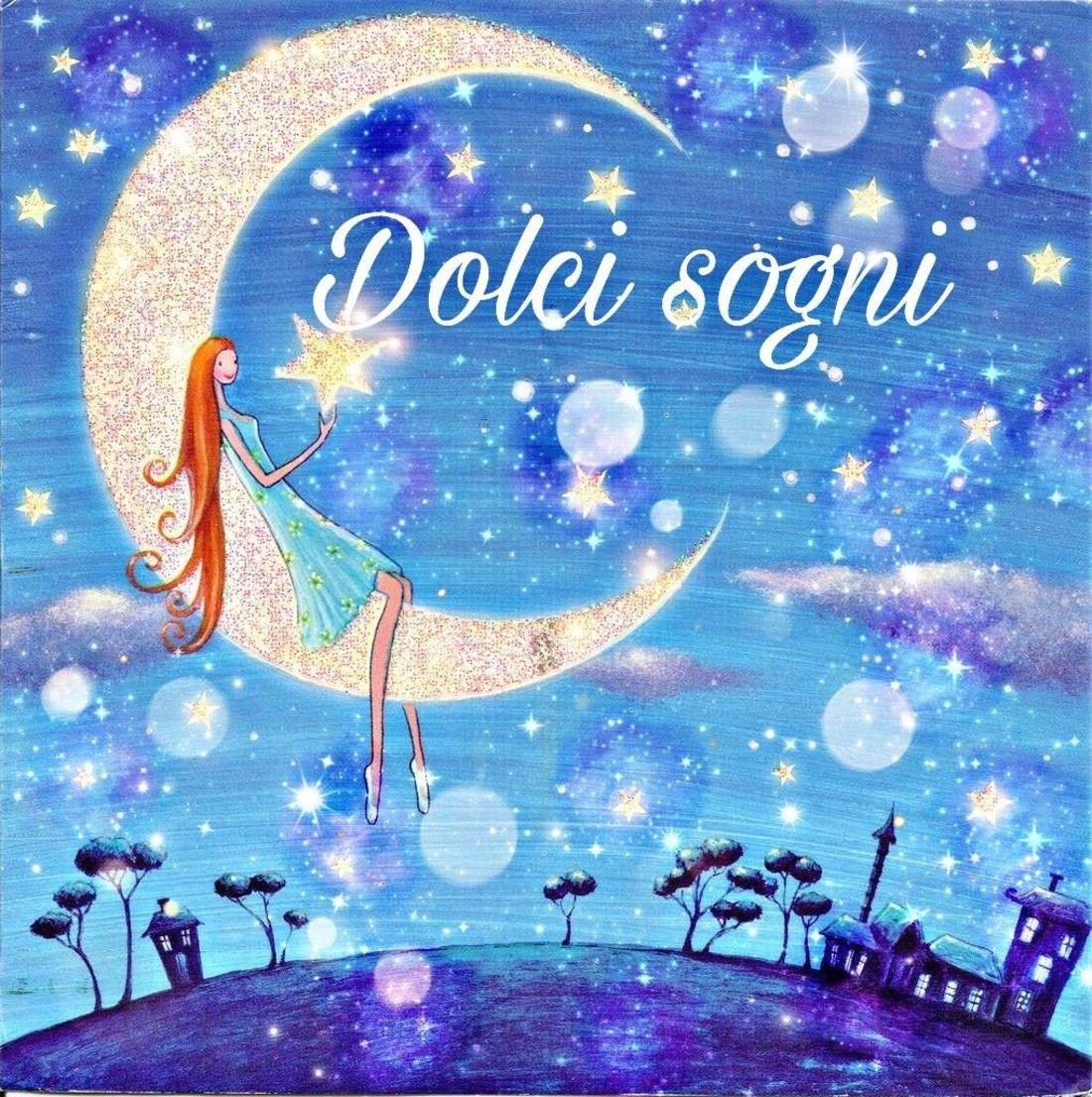 Con la luna Buonanotte 2