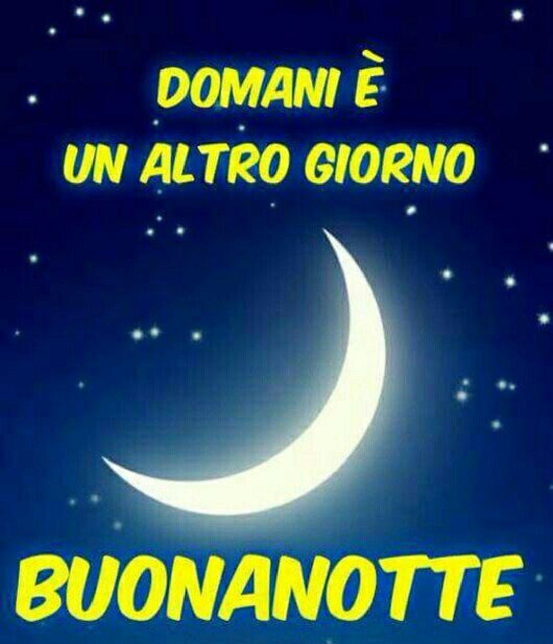 Con la luna Buonanotte 4