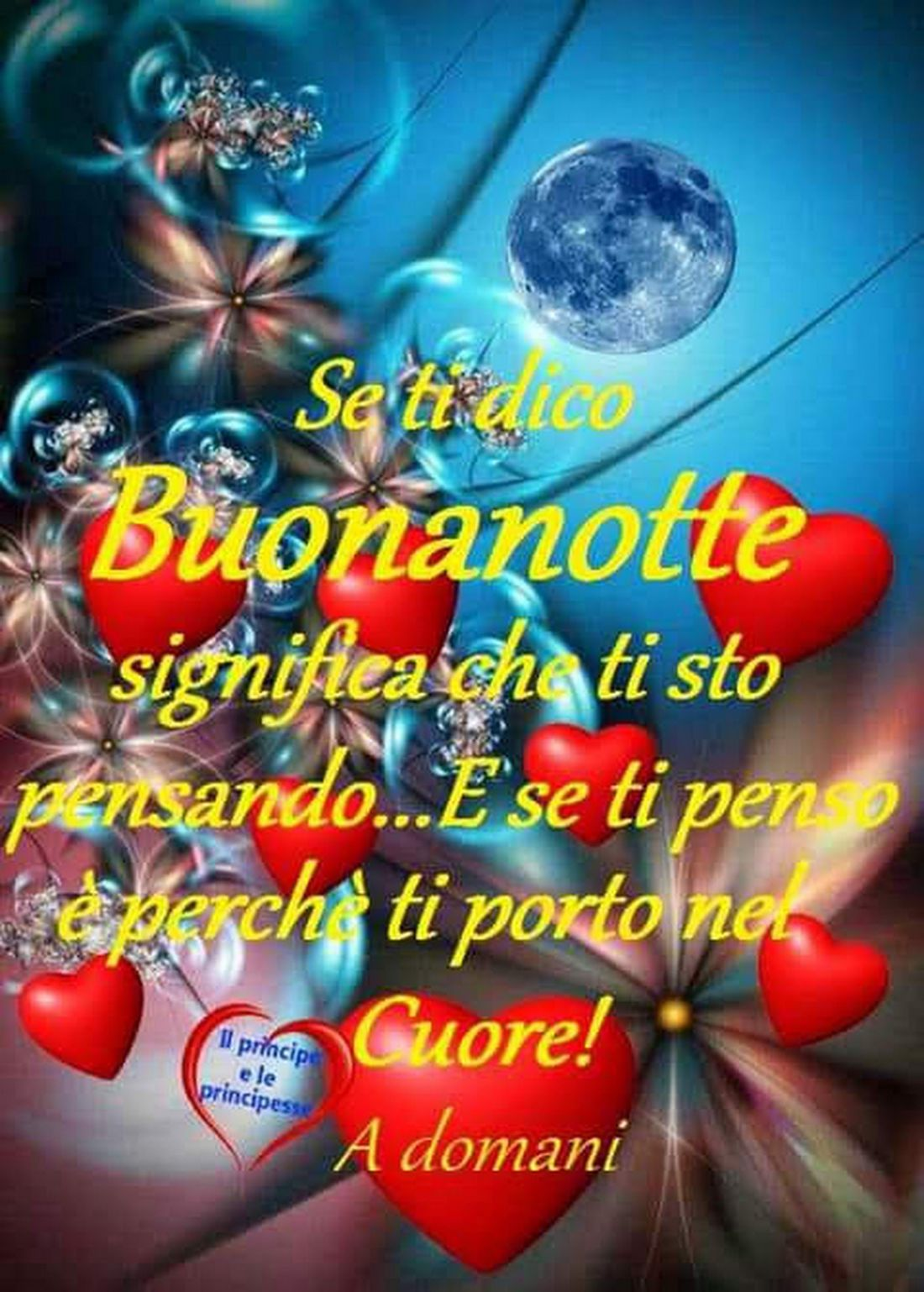 Foto Buonanotte E Sogni D Oro Archives Immaginiwhatsapp It